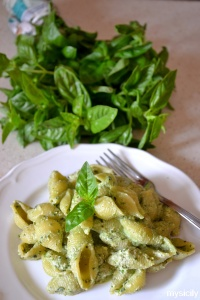 Food_Pasta_ricotta_basilico