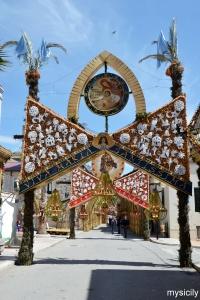 San Biagio Platani_Archi di Pasqua