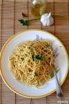 Food_Pasta_aglio_olio_peperoncino