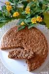 Food_Torta di nocciole senza farina