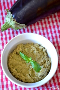 Food_Pesto di melanzane