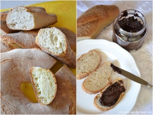 Crema alla nocciola e cioccolato (2)