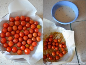 Torta salata  sformato_Pomodorini_formaggio (1)