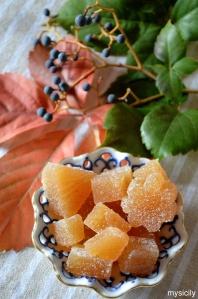 Food_Cotognata. Mostarda siciliana