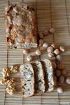 Food_Plumcake salato_caprino_nocciole_noci