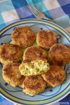 Food_Polpettine_zucchine_prosciutto_provola