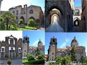 Randazzo_Chiesa S.Nicola e Via degli Archi