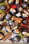 Food_Palline di frutta secca al cioccolato