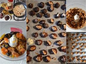 Palline di frutta secca al cioccolato (1)