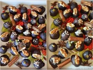 Palline di frutta secca al cioccolato (2)
