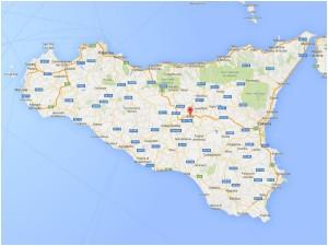 Enna_Map