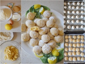 Biscotti al limone