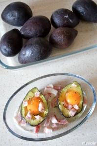 Food_Avocado ripieno al forno