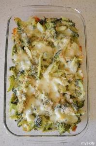 Food_Broccoli gratinati_al forno