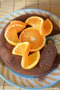 Food_Ciambella_cioccolato_arance
