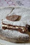 Food_Crostata al cacao_ricotta_mascarpone