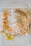 Food_Salmone su letto di limoni
