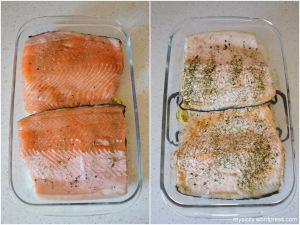 Salmone al forno sul limoni1