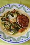 Food_Cicoria selvatica al pomodoro