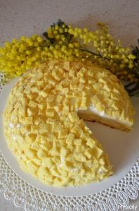 Food_Torta Mimosa