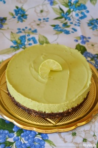 Food_Cheesecake all'avocado e lime