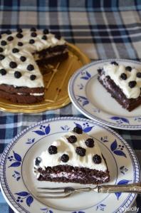 Food_Torta_pane nero_ricotta_gelsi neri