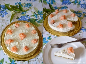 Cheesecake salata_formaggio_salmone1