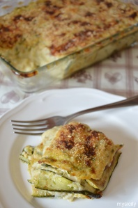 Food_Parmigiana di zucchine