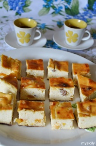 Food_Ricotta dolce al forno