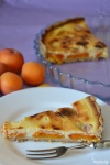 Food_Quiche alle albicocche e crema allo yogurt