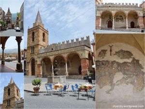 Castelbuono_Chiesa Matrice Vecchia o di Maria Santissima Assunta (1)